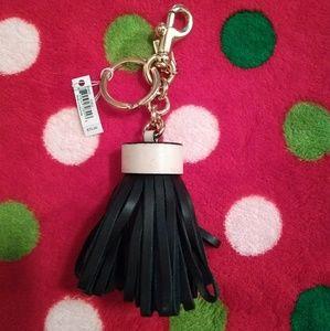 🆕Coach Tassel Keychain / Charm